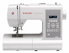 Singer 7470 Confidence Sewing Machine, White