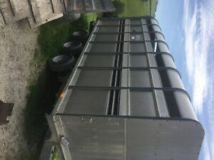 ifor williams livestock trailer 14ft