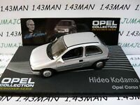 OPE129R 1/43 IXO designer serie OPEL collection : CORSA B Hideo KODAMA