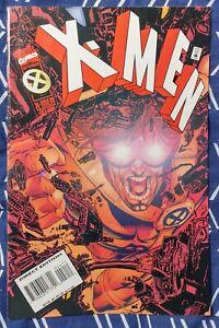 X-MEN (1991/Vol 1) #44 by Fabian Nicieza & Andy Kubert - MARVEL COMICS