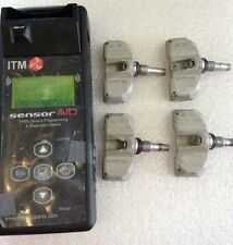 Set Of 4 Hyundai Kia TPMS TIRE PRESSURE SENSORS OEM TESTED 52933-2G200  #1