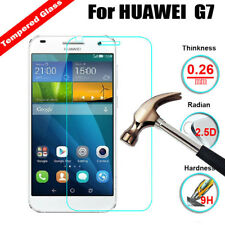 Premium Real Tempered Glass Screen Protector Protection For Huawei Phone Model