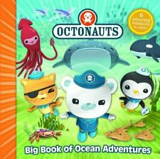 Octonauts: Big Book of Ocean Adventures Book The Fast Free Shipping