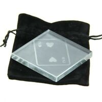 The Ghost Glass 1.0 Version Accessories Magicians Illusions Street Magic Gimmick