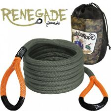 "3/4"" x 20' Renegade Rope (Military Camo-Green Body w/ Tan Eyes)"