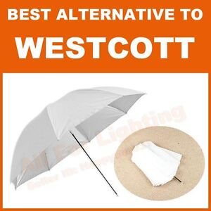 Double Fold Shoot Through Umbrella Collapsible Strobist Flash