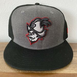 NWOT New Era Albuquerque Dukes Isotopes MiLB 59Fifty Fitted Hat 7 1/4