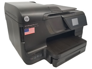 HP Officejet PRO 8600 WIRELESS All-in-One Inkjet Printer **Please Read**