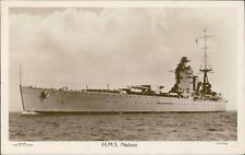 HMS Nelson. Crew on deck. Wright & Logan.   qq485