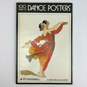 100 Years Of Dance Posters Book - Walter Terry And Jack Rennert