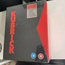 Stanley Kubrick: Limited Edition Film Collection 4K Ultra HD & Blu-ray NEW