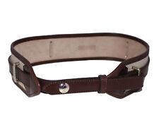 BELSTAFF Rushbury Belt Cintura Da Donna Cintura in pelle