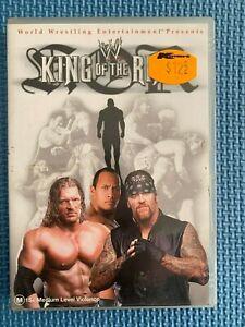 King Of The Ring 2002 - WWE DVD - RARE- WWF