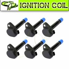 Pack of 6 Pcs Ignition Coils for Acura Rl Tl Tsx Honda Accord Crosstour 1788379