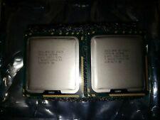Matching pair Intel Xeon X5675 CPU 6-Core 3.06GHz 12MB SLBYL LGA1366 Processor