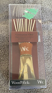 Wood Wick Cinnamon Chai Highly Fragranced Read Diffuser. New