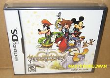 Kingdom Hearts Re: Coded (Nintendo DS, 2011) New Sealed