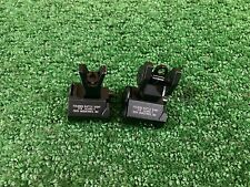 Troy Industries Folding Battle Sights Front and Rear 1614001-2