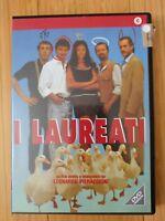 pieraccioni dvd i Laureati Italian import region 2 dvd