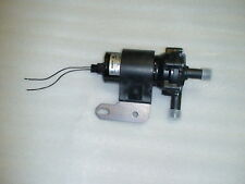 Bosch supercharger air to water intercooler pump with bracket ,pigtail connector