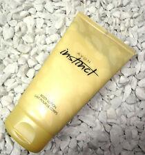 Avon INSTINCT parfümierte Körperlotion Creme 150 ml Kamelie Sandelholz Neu