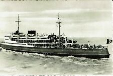 Oostende Ostende malle maalboot Douvres - Dover (animée)