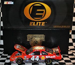 RARE TONY STEWART 1998 SMALL SOLDIERS ROOKIE NASCAR 1/24 RCCA ELITE NEW W/BOX