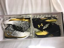 Under Armour Sc Curry BtoB Mvp Two Pack Basketball Shoes Limited Edition Size 16