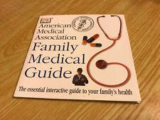 DK AMA Family Medical Guide CD