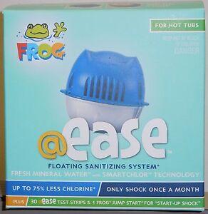 King Technology Spa Frog @Ease SmartChlor Mineral Sanitizing System