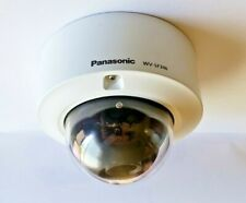 USED HD VANDAL RESISTANT PANASONIC FIXED DOME NETWORK CAMERA WV-SF346