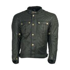 Giacche coperture nere Richa per motociclista
