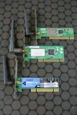 3 Stk. WLAN PCI Adapter #32606