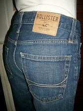 Pantalon JEANS taille basse HOLLISTER Slim SKINNY W28 L30 38FR  16VP6