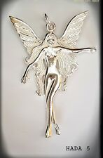 HADA  EN PLATA DE LEY DE 925 ml  STERLING SILVER  FAIRY LUCK