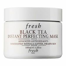 FRESH Black Tea INSTANT PERFECTING  MASK  3.3 oz JUMBO SIZE!   AMAZING!