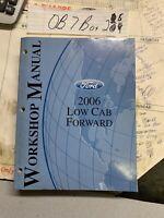 2006 Ford Low Cab Forward Service Workshop Shop Repair Manual OEM Factory
