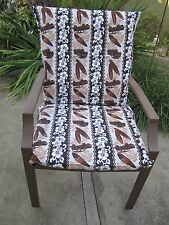 Tiki /  Woody/Surferboard Outdoor Deep Seat Cushion SLIPCOVERS
