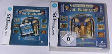 Spiel: PROFESSOR LAYTON RUF DES PHANTOMS für Nintendo DS + Lite + XL + 3DS 2DS