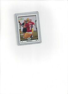 2005 Score Packers AARON RODGERS Rookie Well Center!  Clean!
