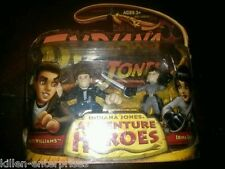 Indiana Jones aventura Heroes Mutt Williams Irina Spalko set de figuras Hasbro