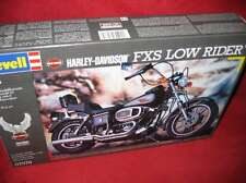 REVELL ® 07976 1:12 HARLEY-DAVISON ® FXS LOW RIDER ™ Nouveau neuf dans sa boîte