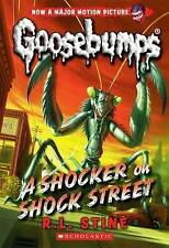 A Shocker on Shock Street by R. L. Stine (Paperback, 2016)