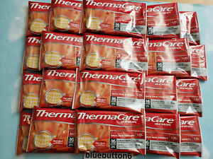 LOT(20) THERMACARE ADVANCED LOWER BACK & HIP PAIN THERAPY HEATWRAPS   L-XL