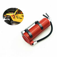1/10 Scale Fire Extinguisher RC Rock Crawler Accessory For AXIAL SCX10 TRX4 D90