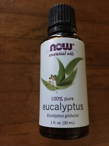 "Eucalyptus Natural Healing ""Now""  Essential Oil"