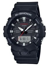 Casio G-Shock * GA800-1A Midsize Anadigi Black Resin Watch COD PayPal