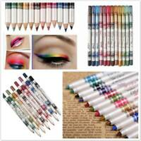 12Pcs Professional Eye Shadow Lip Liner Eyeliner Pen Makeup Set Beauty Tool SO