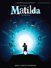 Tim Minchin: Roald Dahl's Matilda - the Musical (Big Note Piano) by Hal Leonard Corporation (Paperback, 2014)