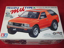 1/10 Tamiya ISUZU MU TYPE-X Radio Controlled 4WD Off-road Car, CC-01 58166 <New>